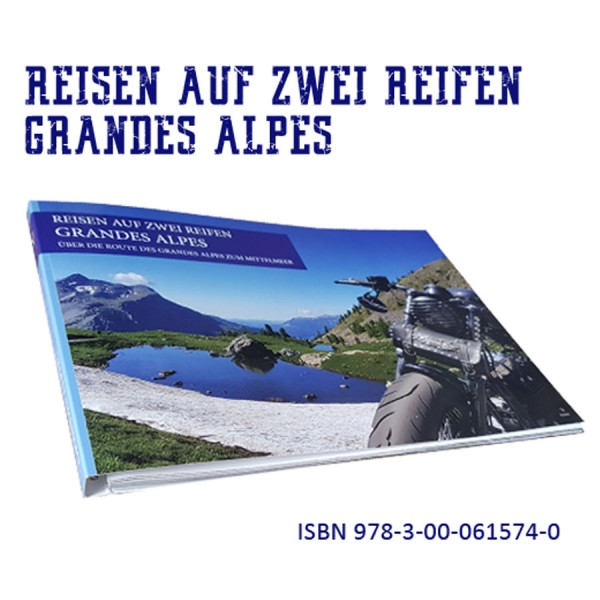 Reiseführer Grandes Alpes
